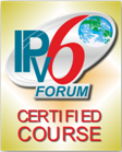 Certified Course IPv6 Forum